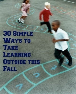The Teacher Report: 30 Creative Ways to Take Your Lessons Outside | Educação, EaD e Games | Scoop.it