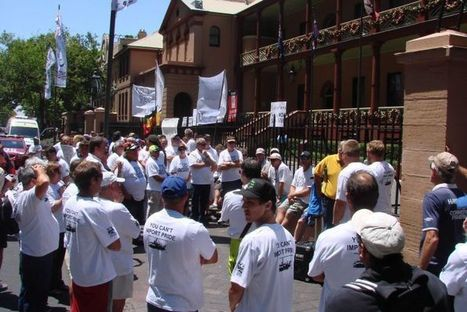 Protest over proposed reforms to fishing industry | Fishing Business | Scoop.it