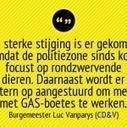 Infografiek: GAS-boetes in Oostkamp | Gemeentelijke Administratieve Sancties | Scoop.it