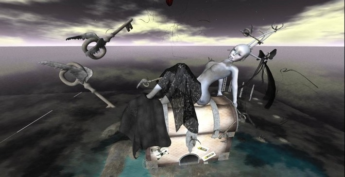 JOIN VIRTUAL CHRISTINE FOR A DESCENT INTO HALLOWEEN MADNESS!!! SCORE HUNDREDS OF SPOOKY FREEBIES!! GET THE DOWNLO ON CRAFTS NEWEST FREEBIE REGION NOAH FROM MY FIRST GUEST WRITER!!! | Machinimania | Scoop.it