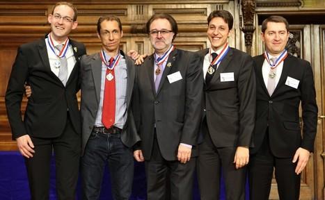 MOF : la médaille sans le revers... - Bulles Gourmandes | Gastronomy & Wines | Scoop.it