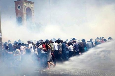 Les arbres de Taksim cachaient la forêt de la révolte | Géographie : les dernières nouvelles de la toile. | Scoop.it