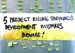 5 Project Killing Storyworld  Development Mistakes (Guest Post) | Transmedia Fiction | Scoop.it