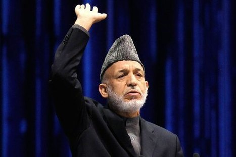 Karzai Refuses to Budge on Security Pact   TIME.com   Turkey and Afghanistan - Carly Vreugde   Scoop.it