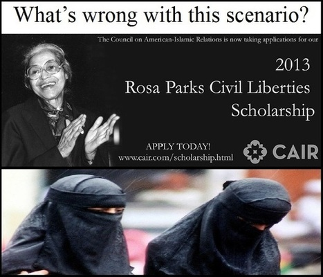 Petition:   Marriott to host Council on American Islamic Relations (CAIR) annual banquet. send your email to four Marriott officials. | News You Can Use - NO PINKSLIME | Scoop.it