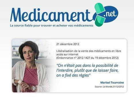 Lancement de Medicament.net | ✨ L'iMedia en Santé Humaine ✨ | Scoop.it