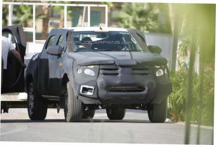 2012 Ford Ranger memata-matai cuaca panas pengujian | Car Fans: Informasi dan Review Seputar Mobil | all new langer | Scoop.it