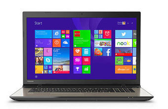 Toshiba Satellite L70-CBT2G22 Review - All Electric Review | Laptop Reviews | Scoop.it