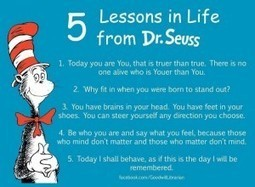 » 7 Life Lessons from Dr. Seuss - Mindfulness and Psychotherapy | Playfulness | Scoop.it