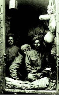 World War I, the India story retold - Times of India | rajasthan | Scoop.it
