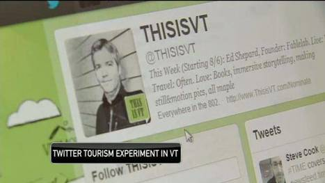 Vt. residents become tourism gurus through '@ThisIsVT' - NECN | Dave Sellers, Iconoclast Architect , GroupThink about the {non-gadgety} house, home, neighborhood, culture, and sustainable living situation for the future. IDEAS WELCOME, INVITED, ENCOURAGED, and MUCH APPRECIATED! | Scoop.it