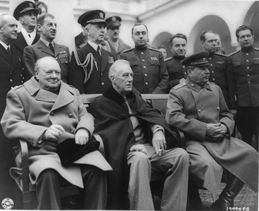 The Yalta Conference: Selling out Eastern Europe or Smart Politics? | Yalta Conference | Scoop.it