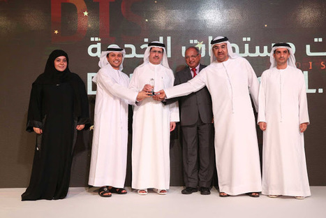 150 employees win DEWA's Internal Excellence Awards for 1st half 2016 | News Attitude | Scoop.it