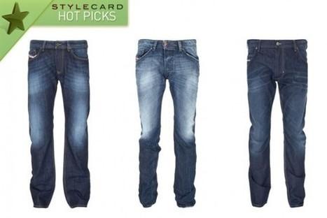 Men's Monday: StyleCard Hot Picks – Diesel Jeans | StyleCard Fashion Portal | StyleCard Fashion | Scoop.it