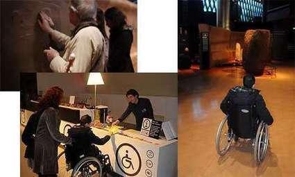Quai Branly : le musée où l'on peut toucher ! | Enfance et handicap | Scoop.it