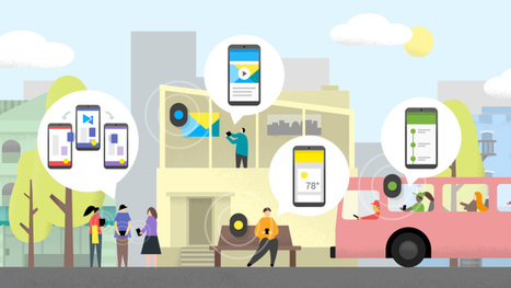 Google Introduces New Open Format And Developer Tools For Working With BLEBeacons   iBeacon & micro location in the retail space   Scoop.it