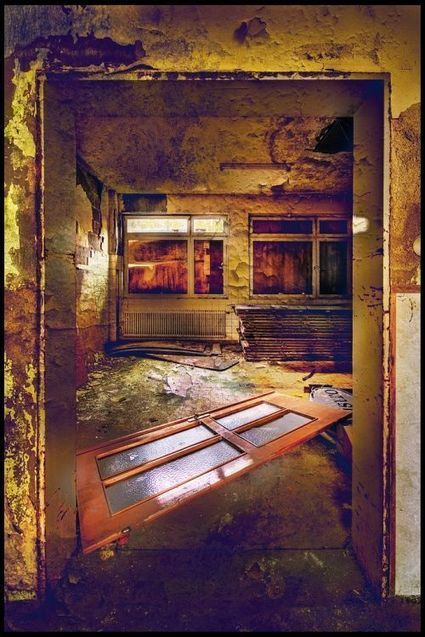 The Beauty Of Urban Decay | Smashing Magazine | Modern Ruins, Decay and Urban Exploration | Scoop.it