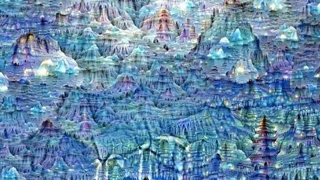 Redes neurais artificiais podem sonhar acordadas - eis o que elas veem - Gizmodo Brasil | Híbridos | Scoop.it