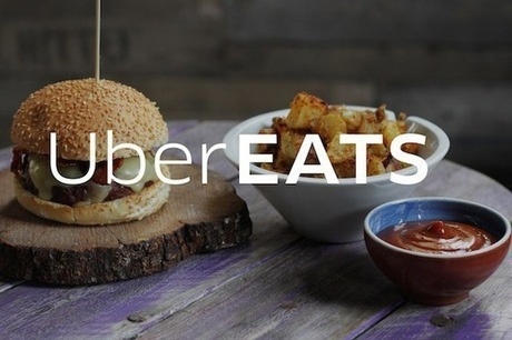 Uber se lance dans la livraison de repas à domicile - Cafe-hotel-restaurant.com | Corporate Food | Scoop.it