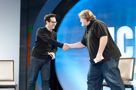 Portal, the Movie: Valve, J.J. Abrams Team Up for Future Games | Game Developers | Scoop.it