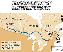 Major west-to-east oil pipeline proposed in Canada | Sustain Our Earth | Scoop.it