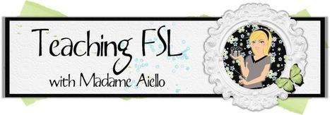 Teaching FSL: Jeu actif pour la rentrée | Teaching French | Scoop.it