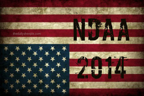 Bigger, Badder NDAA 2014 Quietly Passed the House and Senate - and It Is On the Way to Obama's Desk | The Daily Sheeple | Criminal Justice in America | Scoop.it