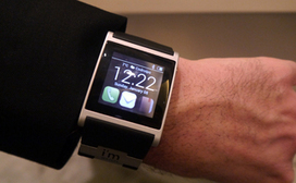 Google Files for Smartwatch Patent | Search Smarter with Google : news, comparisons, whatever | Scoop.it