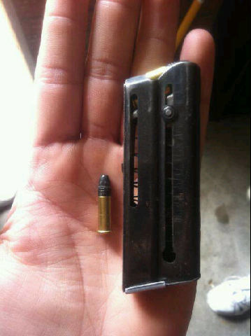 Relatively small caliber live ammo found after Mercenaries dropped it in Sitra, Bahrain | Human Rights and the Will to be free | Scoop.it