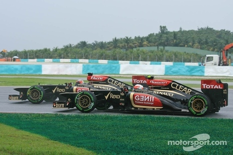 Villeneuve thinks Raikkonen could win title | Kimi Raikkonen - Iceman | Scoop.it