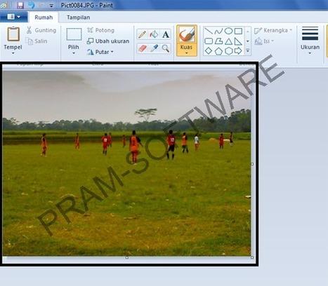 Cara Mengubah Ukuran Gambar Menggunakan Paint - Pram Software | Tutorial | Scoop.it