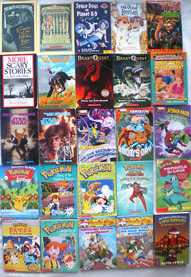 ACCELERATED READER Lot 32 KIDS 5th 6th 7th Grade Chapter Books 5.0 to 7.1 AR