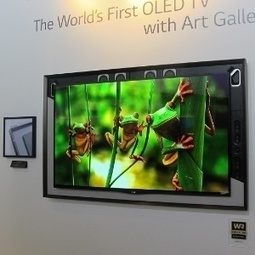 Aparelhos de TV ganham moldura de quadro e status de obra de arte   Cooland   Scoop.it