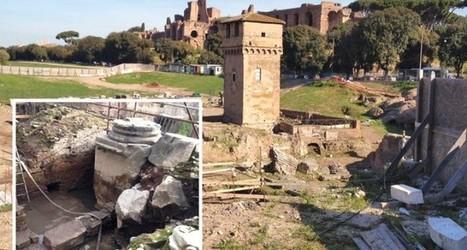 L'arco di Tito sarà reinterrato per mancanza di fondi | Roma Daily News | LVDVS CHIRONIS 3.0 | Scoop.it