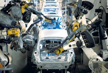 Vous avez dit Réindustrialisation ? Robotique industrielle | Robotique | Scoop.it