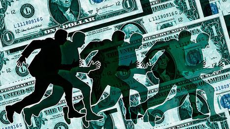 CNA: Se está cocinando el COLAPSO del Sistema Monetario | La R-Evolución de ARMAK | Scoop.it