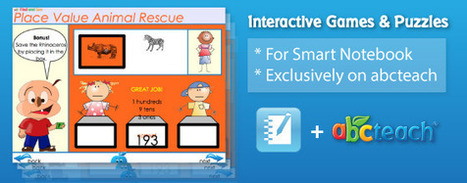 Interactive Materials for young learners | abcteach | TELT | Scoop.it