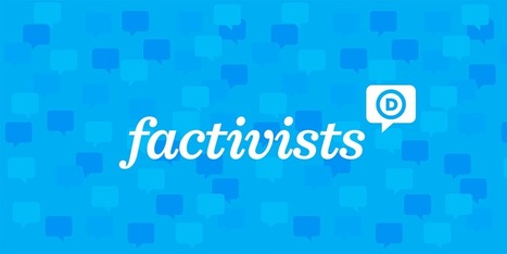 """Become A Democrat Factivist: Join The Factivists Program Today!"" 