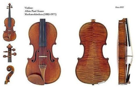 Violín - Wikipedia, la enciclopedia libre | Música | Scoop.it