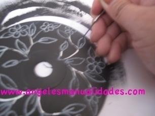 Manualidad con cd`s reciclados | Angeles Manualidades | Manualidades en educación infantil | Scoop.it
