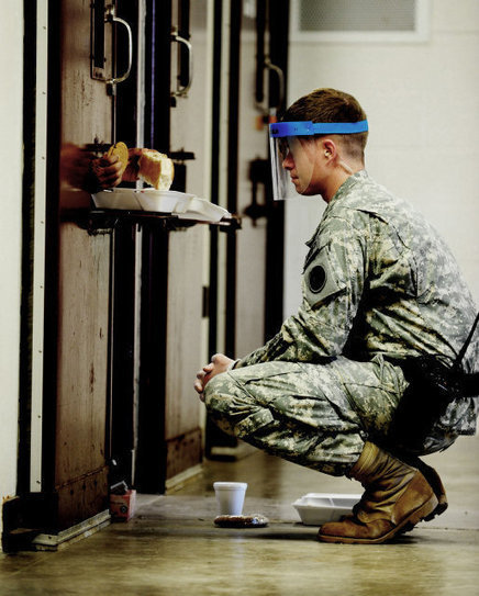 Guantánamo hunger strike | What's new in Visual Communication? | Scoop.it