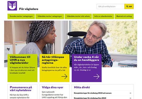 Nyheter for vagledare januari 2016 | Nitus - Nätverket för kommunala lärcentra | Scoop.it