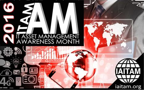 "IT Asset Management Awareness Month Begins Dec 1st! | The ""in"" report. 