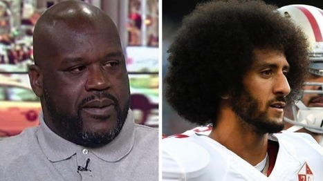 Shaq Does Not Support Colin Kaepernick's Anthem Protest, Laughs It Up With 'Fox & Friends' Crew (VIDEO) | T.V.S.T. | Celebrity Gossip | Scoop.it
