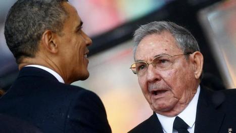 Géopolitique, le débat - La question cubaine dans le bilan de politique étrangère du président Obama | Histoire Géographie terminale S | Scoop.it