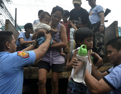 Super Typhoon Haiyan | Disaster Emergency Survival Readiness | Scoop.it