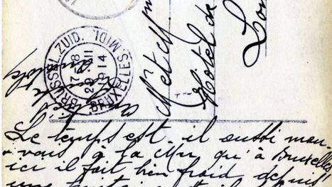 Juillet 1914 : dernières vacances, derniers trains - RTBF 14-18 | Nos Racines | Scoop.it