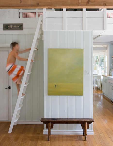 30 Decorating Ideas To Wake Up Your Cottage | Nova Scotia Real Estate | Scoop.it