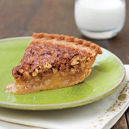 Mom's Pecan Pie | Ravish m.e. | Scoop.it