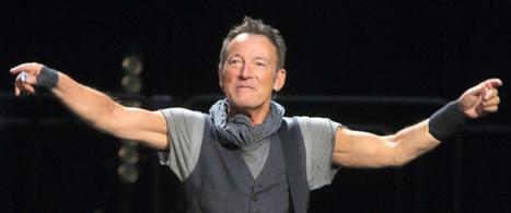 Springsteen révèle son combat avec la dépression - Huffington Post | Bruce Springsteen | Scoop.it
